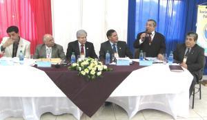 AUPP celebra sesión en la UNI