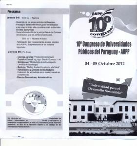Decimo congreso de Universidades Publicas del…