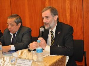4.Nuevo presidente AUPP 2013-2014 Prof. Dr. Mariano Adolfo Pacher Univ.Nal. Canindeyú